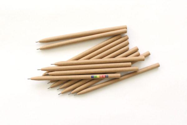 эко ручки из бумаги