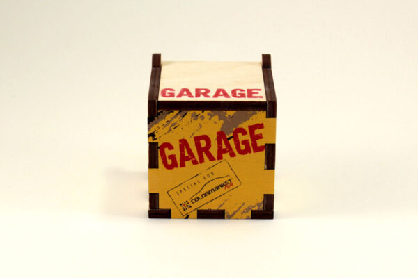 деревянная коробка с крышкой