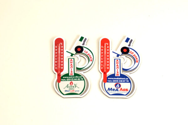 термометр на магните