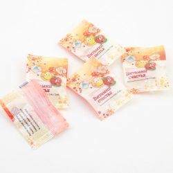 упаковка конфет в пакет полипропиленовый