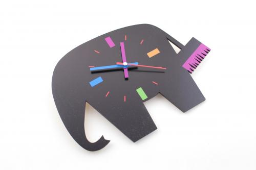 часы настенные фанерные