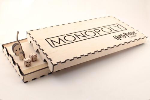 игра монополия в коробке  сувенирная