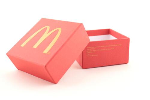 коробки с кашировкой