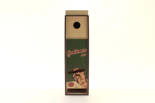 коробки с нанесением лого из фанеры