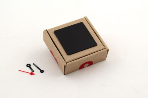 магнитные часы в эко коробке