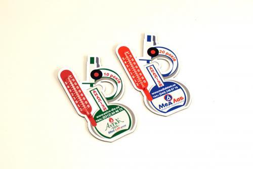 магниты с термометром